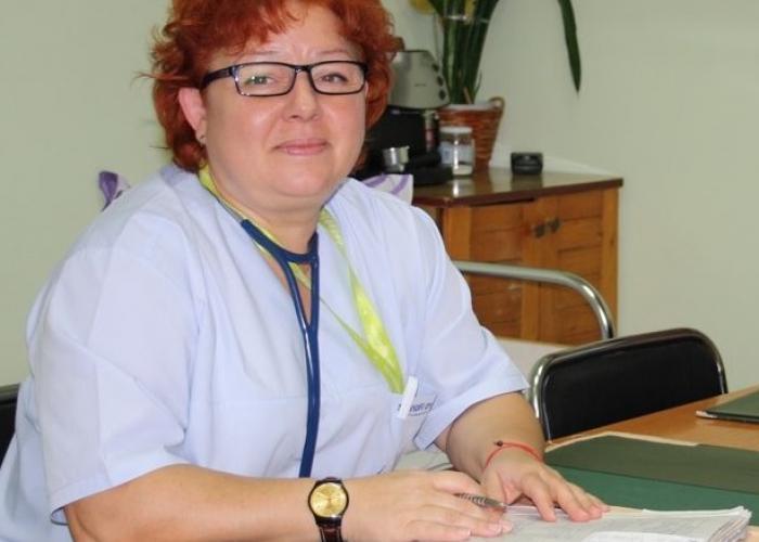Д-р Юлия Бянкова