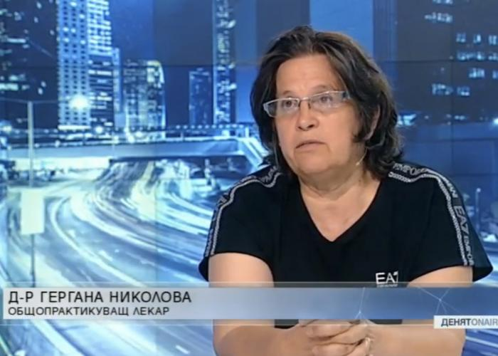 Dr. Nikolova: In the next wave, vaccines are our only protection