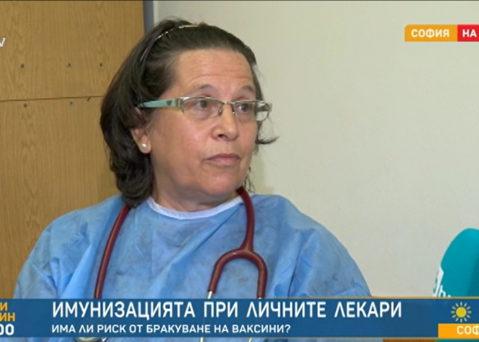 Dr. Gergana Nikolova: It is important to vaccinate because we will only protect