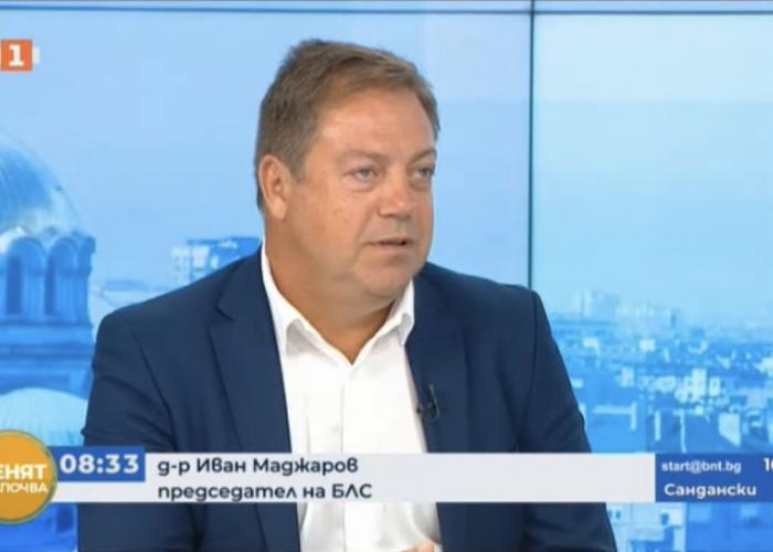 Dr. Ivan Madjarov: We should immediately turn funds to outpatient care